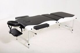 Barely used portable massage/therapy table for very cheap price