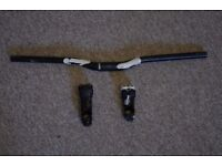 Mountain Bike Handlebars and Stems for sale