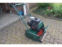 ATCO BALMORAL 14SK Lawnmower with SCARIFIER