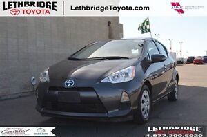 2012 Toyota Prius c - AMAZING FUEL ECONOMY! TCUV! $131 BI-WEEKLY