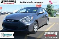 2013 Hyundai Accent HEATED SEATS, EXTRA TIRES & MORE!!
