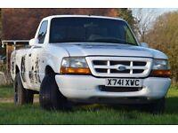 Custom airbrushed Ford Ranger LHD 2.5 Petrol