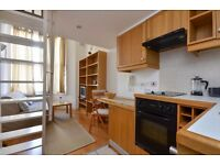 SHORT LET-Studio flat with open plan kitchen and en-suite shower/wc. FREE WIFI and SKY TV