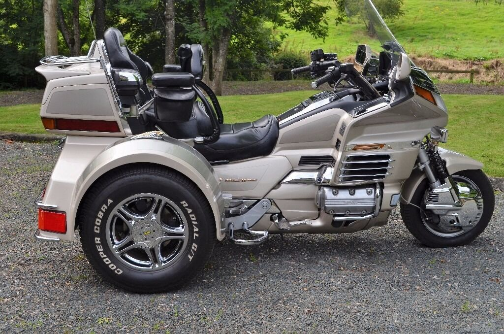 Honda Goldwing Trike 1998 Mot To Aug 2017 Mint Condition In