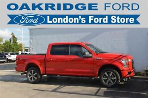 2016 Ford F-150 ONE OWNER XLT, REAR VIEW CAMERA, TOW PACKAGE, 20