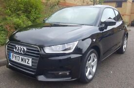 AUDI A1 1.4 TURBO 2017 ONLY 1450 MILES