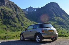 Mini one 1.4 petrol, manual, 95bhp, not cooper, hatchback