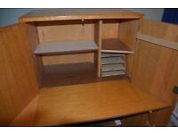 Bureau / Hideaway Desk / Wardrobe