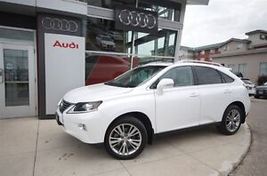 2013 Lexus RX 350 - NEVER WINTER DRIVEN!