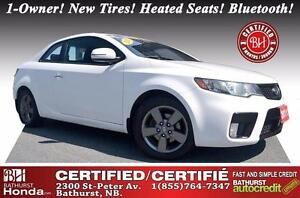 2011 Kia Forte Koup EX LOW PRICE!! Certified! 1-Owner! No Accide