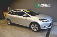 2013 Ford Focus Titanium LEATHER MOONROOF NAVIGATION
