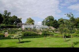 Assistant Head Gardener Required for Prestigious Estate in Fife