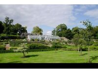 Assistant Head Gardener Required for Prestigious Estate in Fife