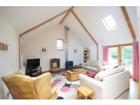 Beautifully converted barn in country setting near Kingsbridge