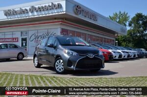 2015 Toyota Yaris LE POWER GROUP