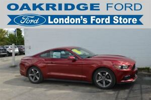2016 Ford Mustang ONE OWNER, ACCIDENT FREE MUSTANG!! 305HP, BLUE
