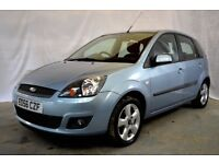 FORD FIESTA 1.25 FREEDOM 5DR - CHEAP CAR - AIR CON AND HEATED WINDSCREEN - 12 MONTHS WARRANTY