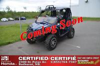 2012 Can-Am Commander 1000 Limited Low Mileage! Navigation! Hard