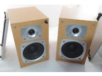 Teac LS-MC78 2 WAY Bookshelf Speakers 60W small compact - Great condition!