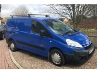 Citroen dispatch 2.0 120. 6 speed box/ cruise control/ fsh