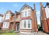 A stunning five bedroom family home available to rent in Southgate, moments away from the Green