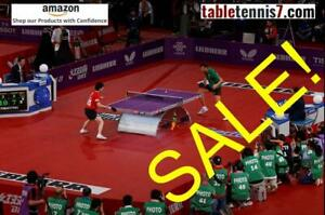 +++ SALE! PREMIUM QUALITY Star PING PONG PADDLES - ITTF APPROVED with FREE CASE +++