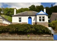 2/3 bedroomed house to let in Peebles
