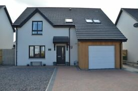 Springfield (Huntly) 3 Bedroom Detached Villa with Sunroom. Offers over £250,000