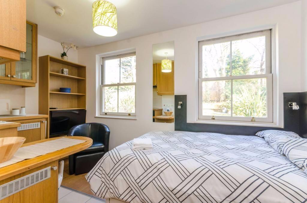 Hampstead - Sunny and Bright Studio Flat *