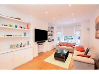 A charming three double bedroom split level period conversion, Crookham Road, SW6