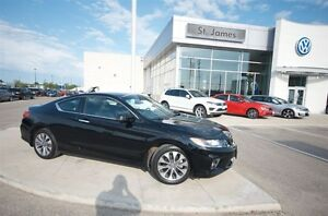 2013 Honda Accord Coupe L4 EX-L - Local One Owner!!