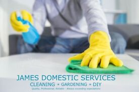James Domestic Services