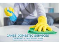 James Domestic Services