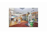 ESTABLISHED OFF LICENCE SHOP IN PRESTIGIOUS SUNNINGHILL LOCATION 855 SQ FT FRONT REAR ACCESS