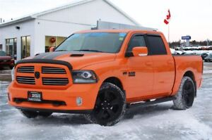 2017 Ram 1500 SPORT | REDUCED | LIMITED EDITION | ONLY 19K