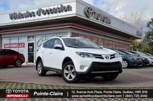 2015 Toyota RAV4 XLE AWD MAGS ROOF