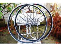2016 Fulcrum Racing Zero Clincher Road Bike Wheel Set Wheels Shimano 11sp EXCELLENT FAST AND LIGHT