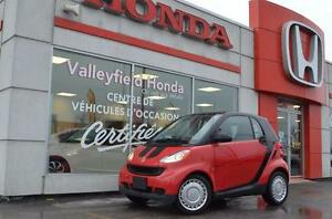 2011 Smart Fortwo Belle voiture ! Low mileage