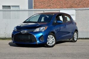 2015 Toyota Yaris LE BLUETOOTH CRUISE ET ++ 90 DAYS WITHOUT PAYM