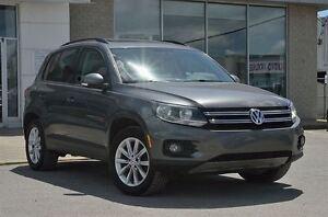 2013 Volkswagen Tiguan Comfortline 4Motion / TOIT PANO / JAMAIS