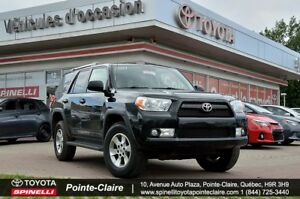 2011 Toyota 4Runner SR5 V6 BEST PRICE IN QUEBEC!!!!!