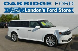 2016 Ford Flex LIMITED ECO BOOST- 303A Equipment Group, 3.5L V6