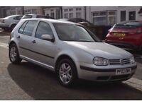 VW Golf 1.4 Low Mileage Good Condition Well Maintained - Low Insurance