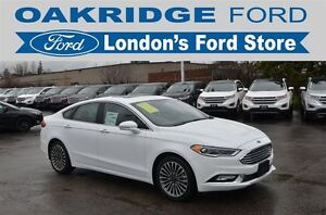2017 Ford Fusion LOADED FUSION!!! AWD LEATHER SUNROOF NAVIGATION