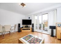Quayside Court - A bright and spacious two bedroom two bathroom apartment with partial river views