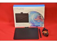 Wacom Intuos CTH-490AK-S Touch Tablet £60
