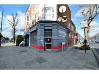 W12: Vacant A1 commercial premises in Shepherds Bush