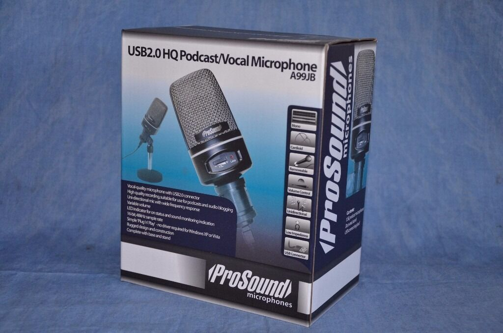 Image result for pro sound podcasting mic