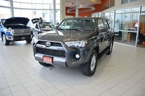 2014 Toyota 4Runner SR5 V6, 7 Passenger, Leather, Navigation