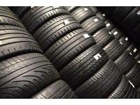 Part worn tyres in London- from £20 175 185 195 205 215 225 40 45 50 55 60 65 14 15 16 17